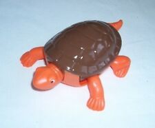 1 pc Wind Up Turtle Tortoise Plastic Crawl under water Good Child Bathroom Toy