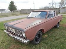 Plymouth : Barracuda FASTBACK