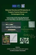 Molecular Diversity and PCR-detection of Toxigenic Fusarium Species and Ochratox