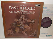 SET 482 Wagner Das Rheingold H/lights London Flagstad Svanholm VPO Solti