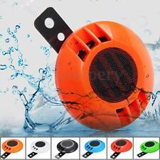 12V Waterproof Loud 110 dB 430HZ Snail Horn Universal Motorcycle Bike Car Vans