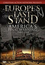 Europe's Last Stand: America's Final Warning, Part 1 (DVD, 2015) * NEW *