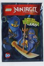 "Lego Ninjago  ""Ninja Jay"" mini polybag 891505 SEALED gi"