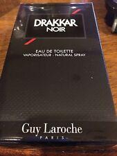DRAKKAR NOIR * Guy Laroche * Cologne for Men * 6.7  *NEW