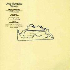 Jose Gonzalez - Veneer CD