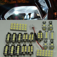 Error Free White 19 Xenon LED SMD Lights Interior Kit For BMW X5 E53 2001-2006