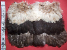 6 LARGE GAME BIRD CHICKEN  FEATHERS  PATCHES  FLY TYING MATERIALS CRAFTS 29