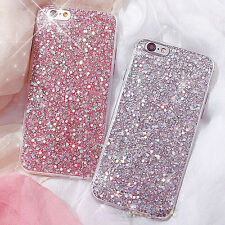 Luxury Bling Glitter Shockproof cheap phone Case Cover for iPhone 6S Plus
