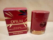 YSL OPIUM WOMAN FEMME  EAU DE TOILETTE VAPORISATEUR DE SAC 30ML. LIMITED VERSION