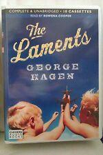 The Laments by George Hagen: Unabridged Cassette Audiobook (QQ2)