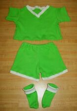 """16"""" or 20"""" TRU CPK Cabbage Patch Kids SOCCER OUTFIT SHIRT PANTS SOCKS ONLY"""