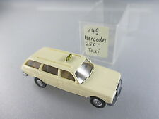 Wiking: Mercedes 250T Taxi  (GK78)