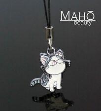 JAPANESE ANIME MANGA KAWAII CUTE NEKO CAT CHI'S SWEET HOME MOBILE CHARM KEYCHAIN