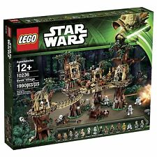 LEGO STAR WARS EWOK VILLAGE 10236 ULTIMATE COLLECTORS EDITION - BRAND NEW SEALED