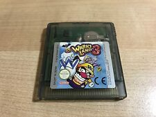 Wario Land 3 - Nintendo Game Boy Color - GBC - WarioLand Mario