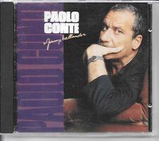 CD ALBUM 10 TITRES--PAOLO CONTE--JIMMY BALLANDO--1989