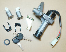4-Wire Key Ignition Switch Lock Set Chinese GY6 Scooter Moped ATV 50 125 150 200