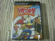WOODY WOODPECKER EL PAJARO LOCO PLAYSTATION 2 PS 2 NUEVO Y PRECINTADO