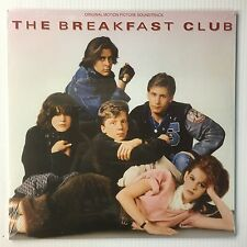 Various Artists - Breakfast Club (Soundtrack) LP Record Vinyl - BRAND NEW White