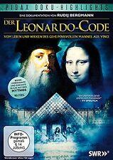 Der Leonardo Code * DVD vom Leben und Wirken Leonardo da Vinci Pidax Neu Ovp