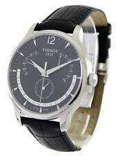 Tissot Tradition Perpetual Calender T063.637.16.057.00 T0636371605700 Mens Watch