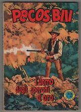 PECOS BILL N.15 L'UOMO DAGLI SPERONI D'ORO fasani sepim 1966 V serie s.e.p.i.m.