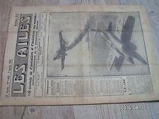 """1µ?  Revue Les Ailes """"Monde Aviation"""" n°1405 C.F 100 Gyrodyne Aircraft LANDIECH"""