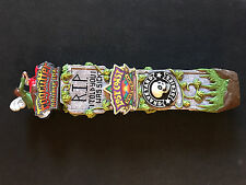 Rare Lost Coast Fog Cutter Double IPA beer tap handle - NEW AWESOME!