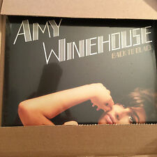 Back to Black [LP] by Amy Winehouse (Vinyl, Mar-2007) BRAND NEW! SEALED! IN BOX!