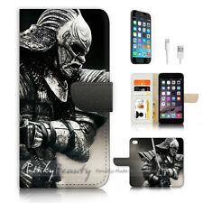 iPhone 7 (4.7') Flip Wallet Case Cover P3447 Angel