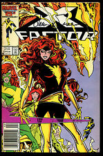 X-FACTOR 13 NEWSSTAND EDITION(4.0)(VG)AUTO/ LOUISE SIMONSON W/COA-MARVEL(s000)