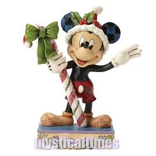 NEW * SWEET GREETINGS * MICKEY MOUSE 4051968 JIM SHORE FIGURINE ORNAMENT