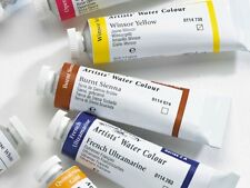 Winsor and Newton Artists' Watercolour 14ml Tubes x 5 Colours - Professional