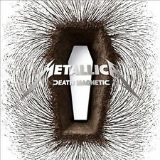 Death Magnetic by Metallica (CD, Oct-2013, Blackened)