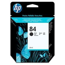 ORIGINAL & SEALED HP84 / C5016A BLACK INK CARTRIDGE - SWIFTLY POSTED.