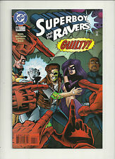 Superboy and the Ravers  #11  VF+