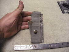 US Army  Molle ACU Camo Magazine Pouch for a Double Stack 9mm Mag,