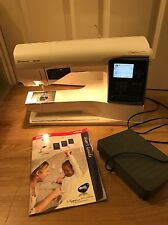 Husqvarna Sapphire 870Q Sewing Embroidery Quliting Machine