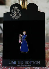 DISNEY BELLE as a Scientist LE 250 PIN Womens History BEAUTY AND THE BEAST NOC