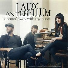 Lady Antebellum: Dancin' Away With My Heart (CD Single, 2011, Capitol Records)