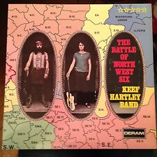 LP Keef Hartley Band  Battle of North West Six  Germany DERAM  NEAR MINT