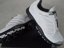 ADIDAS GOLF SHOES TRAINER STYLE PORSCHE 'PD GOLF SPIKELESS' UK7 1/2  EU41 1/3