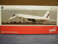 Herpa Wings 1:200 Tupolev TU-144LL NASA Supersonic Flying La