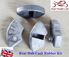 NEW ROYAL ENFIELD SPARE PARTS BULLET MOTORBIKE REAR HUB CUSH RUBBER KIT 144471