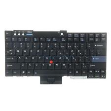 Keyboard for IBM Thinkpad T500 R500 T61 T400 T60 R60 R61e US Black