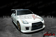 NISSAN 350Z RACE DRIFT BODY KIT BODYKIT FRONT BUMPER R2