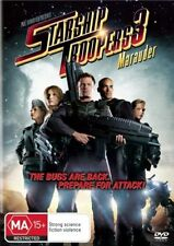 Starship Troopers 3: Marauder (DVD, 2008)EX RENTAL R4 PLEASE NOTE DISC ONLY I CA