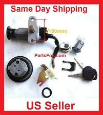 Ignition Switch Key Set 50cc 125cc 150cc 250cc Moped Scooter Taotao Peace JCL