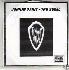 (M544) Johnny Panic, The Rebel - DJ CD