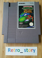 Nintendo NES Teenage Mutant Hero Turtles Tournament Fighters PAL